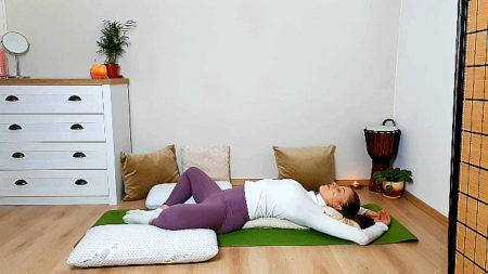 Restoratívna joga