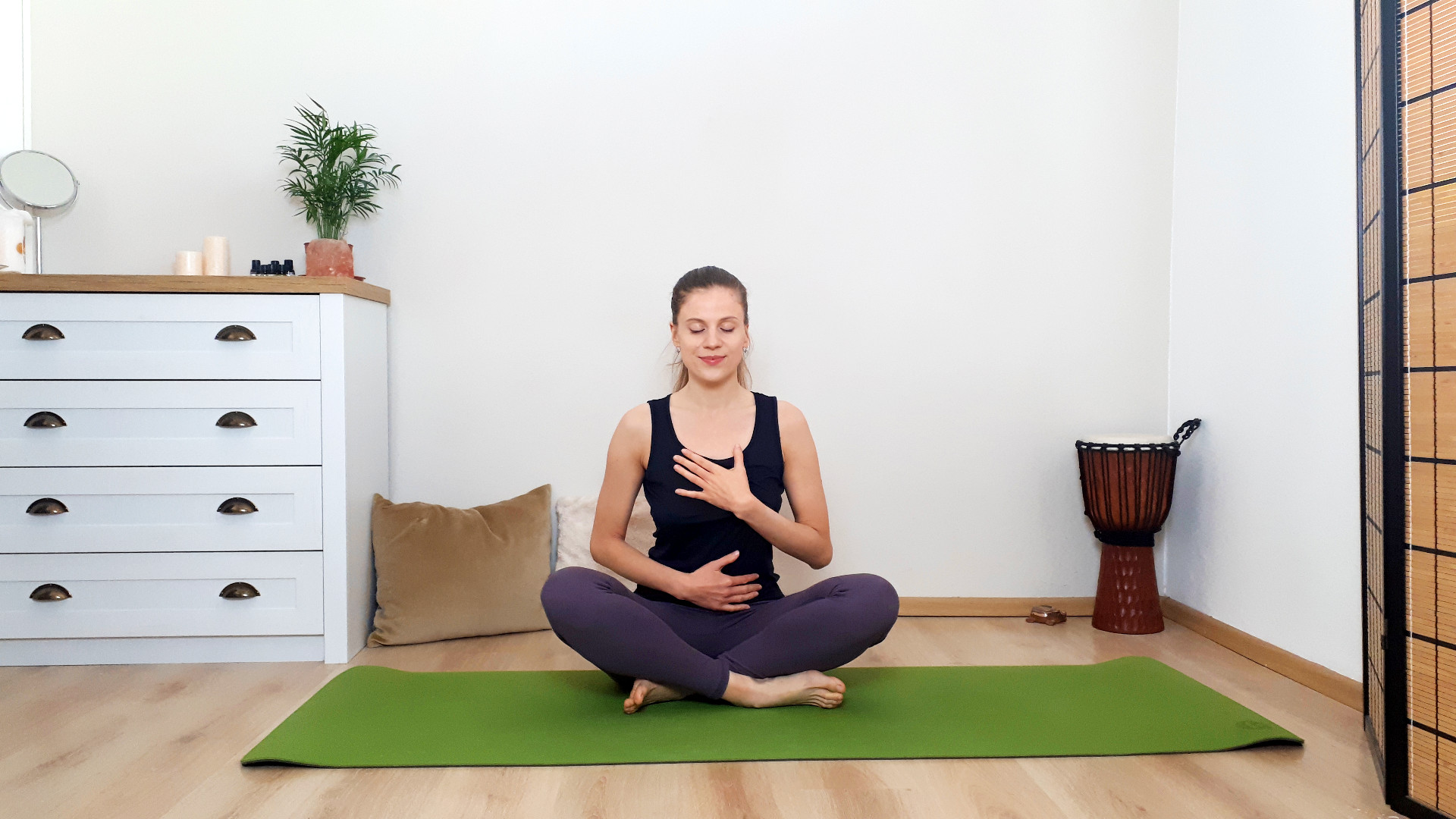 3 spôsoby ako vďaka joge môžete posilniť sebalásku
