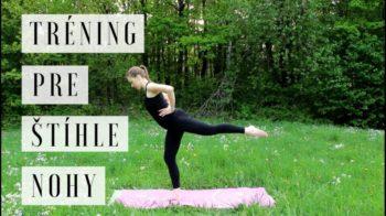Bonus - Tréning pre štíhle nohy